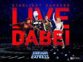 Führungsbild © Starlight Express