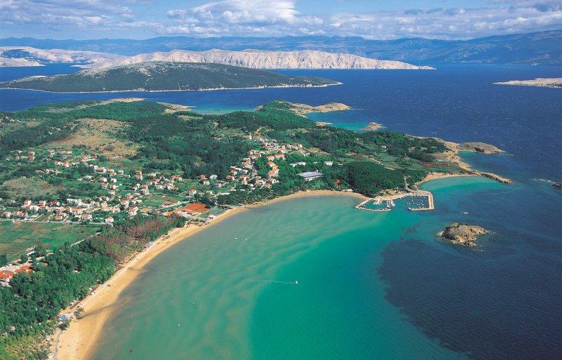 Luftaufnahme Strand Lopar