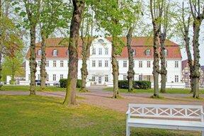 Außenansicht Hotel Friedrich Franz Palais