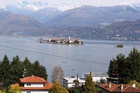 Isola Pescatori ohne c Hotel Flora Stresa