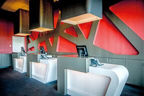 City Resort Leiden Rezeption