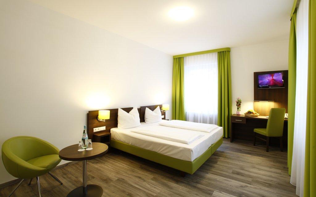 Arthotel ANA Eden Karlsruhe Doppelzimmer