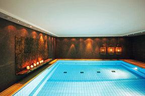 Boutique Hotel Lippischer Hof Bad Salzuflen 2019   Spa Royal Orchid Schwimmbad