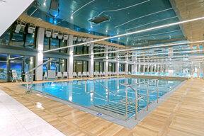 Schwimmbad Hotel Hamilton