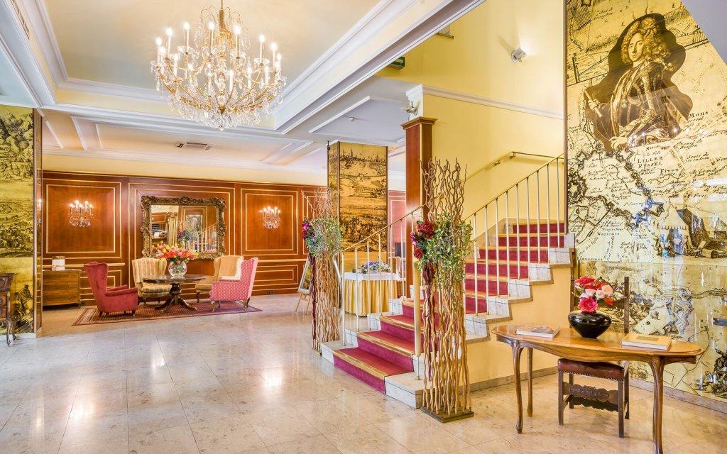 Wien Novum Hotel Prinz Eugen Lobby
