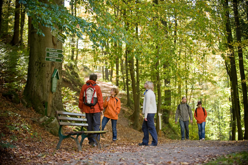Thüringer Wald Wanderung