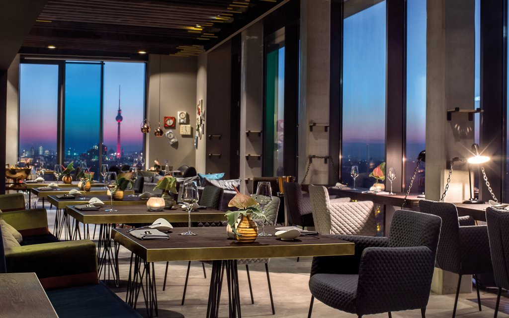 Andels Hotel Berlin Skykitchen