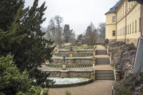 Chateau Zbiroh-aussen