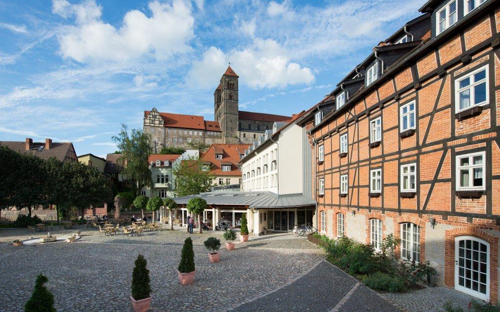 BEST WESTERN Hotel Schlossmühle Quedlinburg Schloss