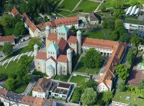 St.Michael Luftaufnahme Foto  Jens Kotlenga