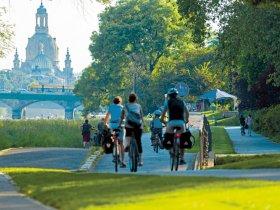 0639 Führungsbild Elberadweg in Dresden c Sylvio Dittrich