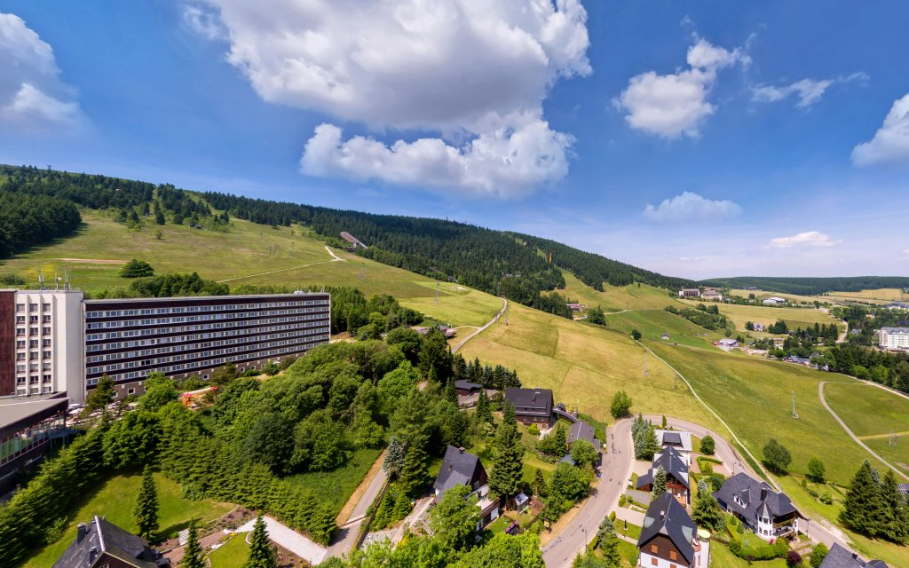 AHORN Hotel Am Fichtelberg Aussenansicht