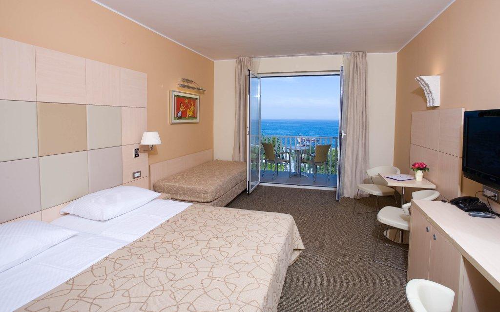 Izola San Simon Resort Zimmer Doppelzimmer