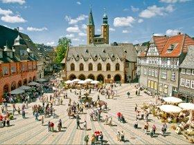 Schlafen im Welterbe - Goslars Kaiserworth!