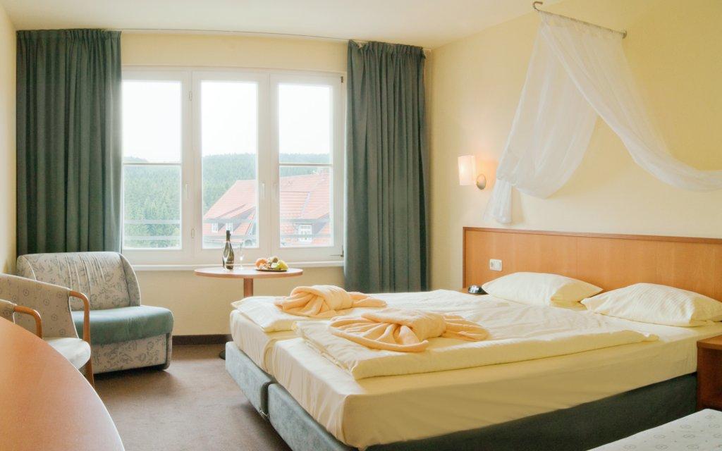 Wernigerode Waldschlößchen Schierke Zimmer Doppelzimmer