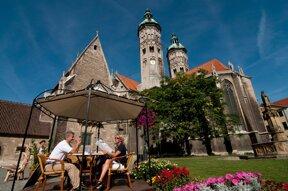 Naumburger Dom c Saale Unstrut Tourismus