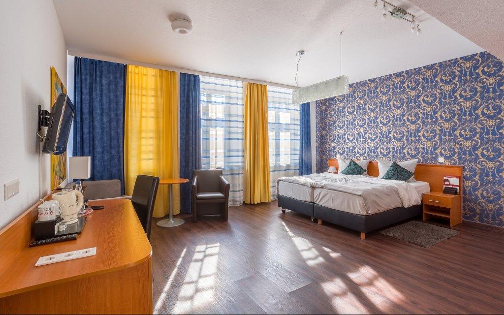 Heidelberg Bayrischer Hof Doppelzimmer Zimmer