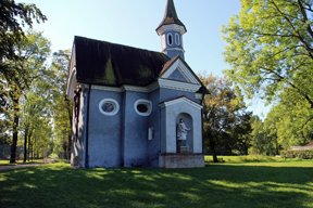 Kreuzkapelle Herreninsel ohne c pixabay
