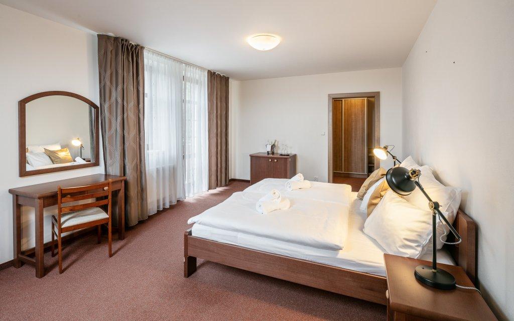 Pytloun Wellness Hotel Hasištejn Zimmer Doppelzimmer