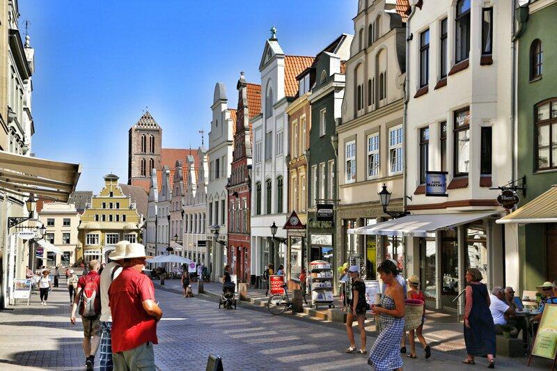 Wismar Innenstadt