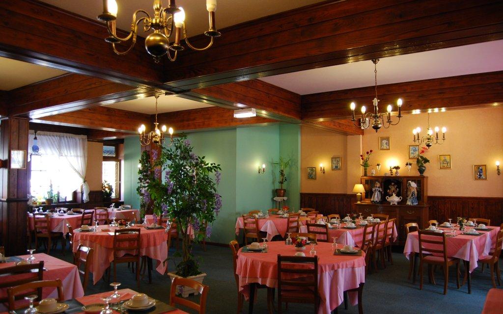 Hotel Aux 2 Roses Neuf-Brisach Restaurant