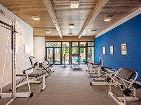 Hotel am Moosfeld Fitnessstudio 1 - Kopie