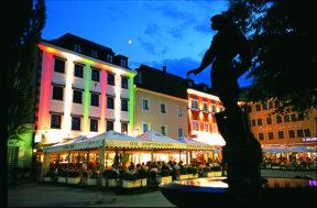 Lienz abends c TVB Osttirol