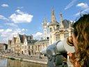 Genuss, Grachtentour und Kultur in Gent