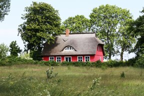 Haus auf Rügen ohne c pixabay