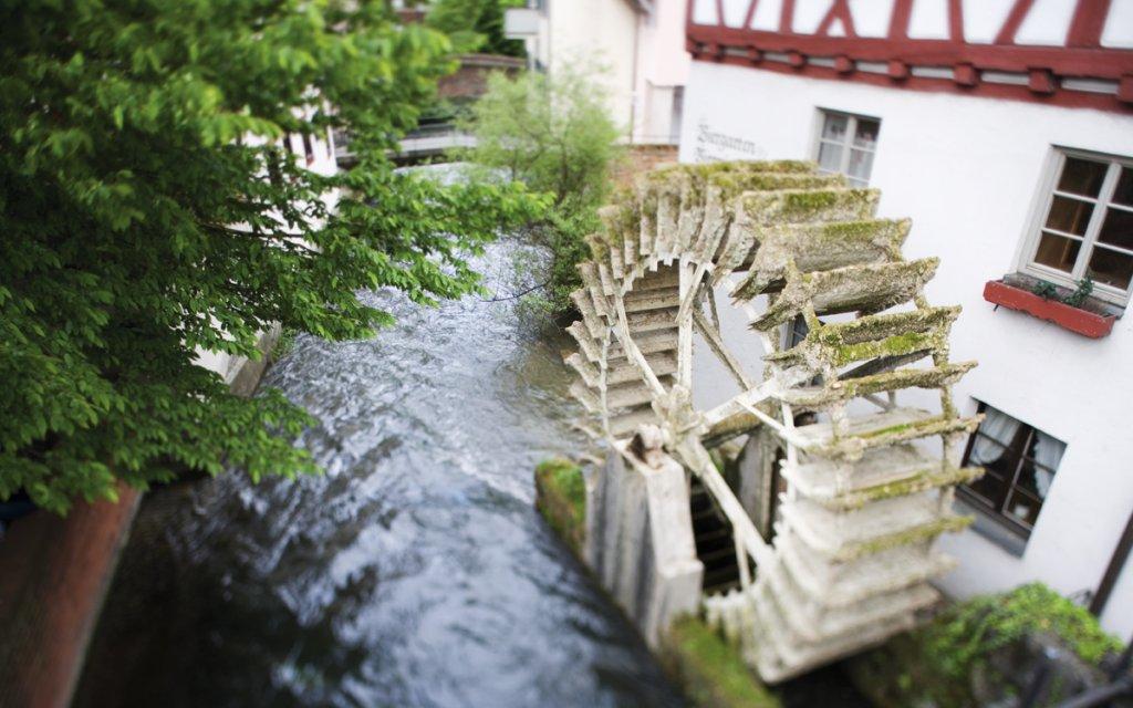 Altstadt Mühlei in Neu ULm