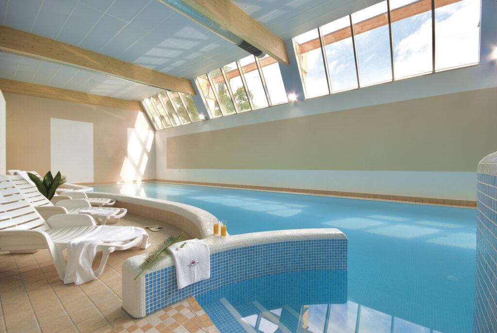 Misdroy Hotel Aurora Pool Hallenbad