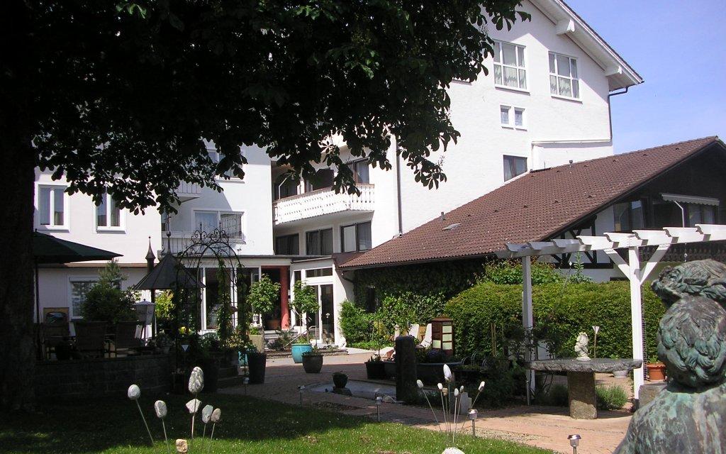 Marktoberdorf Hotel Sepp aussen Außenansicht