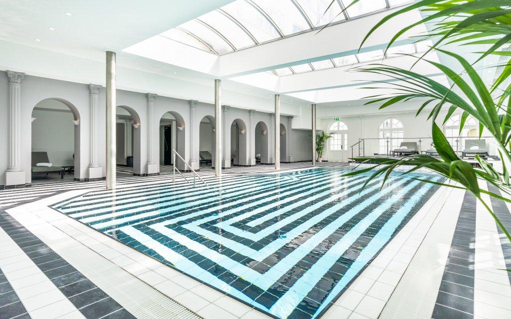 Strandhotel Ahlbeck Pool Innenpool Hallenbad