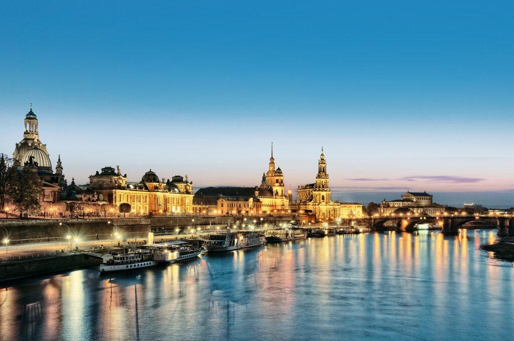 Dresden Silhouette © Anja Upmeier