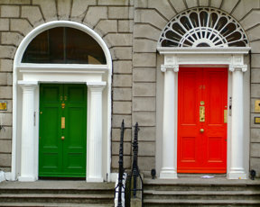 Georgian Dublin Doors1