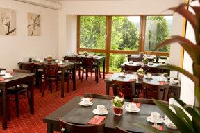 Hotel Schweizerblick Frühstücksraum