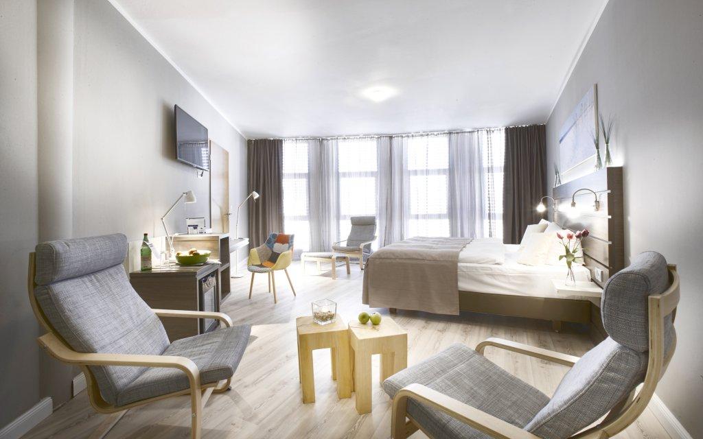 Hotel Kiel by Golden Tulip Zimmer Doppelzimmer