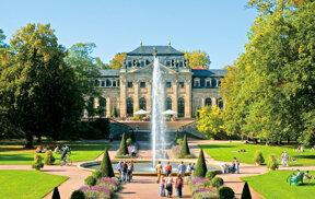 Schlossgarten Orangerie c Tourismus und Kongressmanagement Fulda