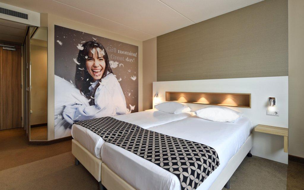 Gr8 Hotel Riverside Amsterdam Zimmer Doppelzimmer