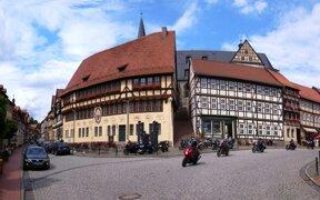 Stolberg (Harz), Rathaus am Markt