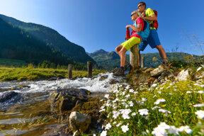 Wanderpause c Tourismusverband Obertauern