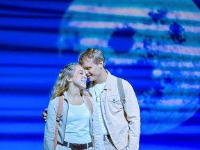 Sophie und Sky © Stage Entertainment