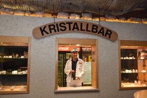 erlebnis-bergwerk Kristallbar c K+S