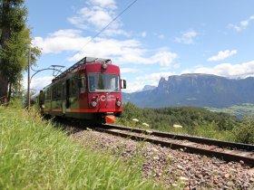 Schmalspurbahn c Tourismusverein Ritten