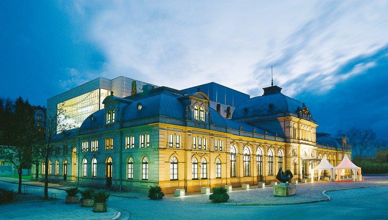 Festspielhaus Baden-Baden Außenansicht