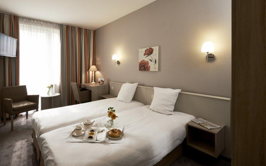 Brüssel Leopold Hotel Brussels EU Zimmer Doppelzimmer