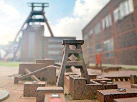 UNESCO-Welterbe Zollverein in Essen© Ruhr Tourismus Jochen Schlutius