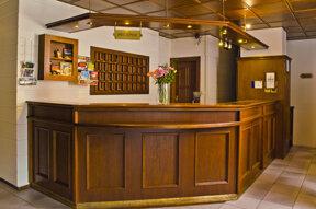 Recepcion Hotel Start