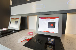 Corendon City Self-Check-in 2
