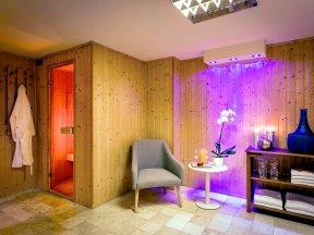 Leonardo Budapest-Sauna